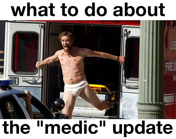 medic update for SEO