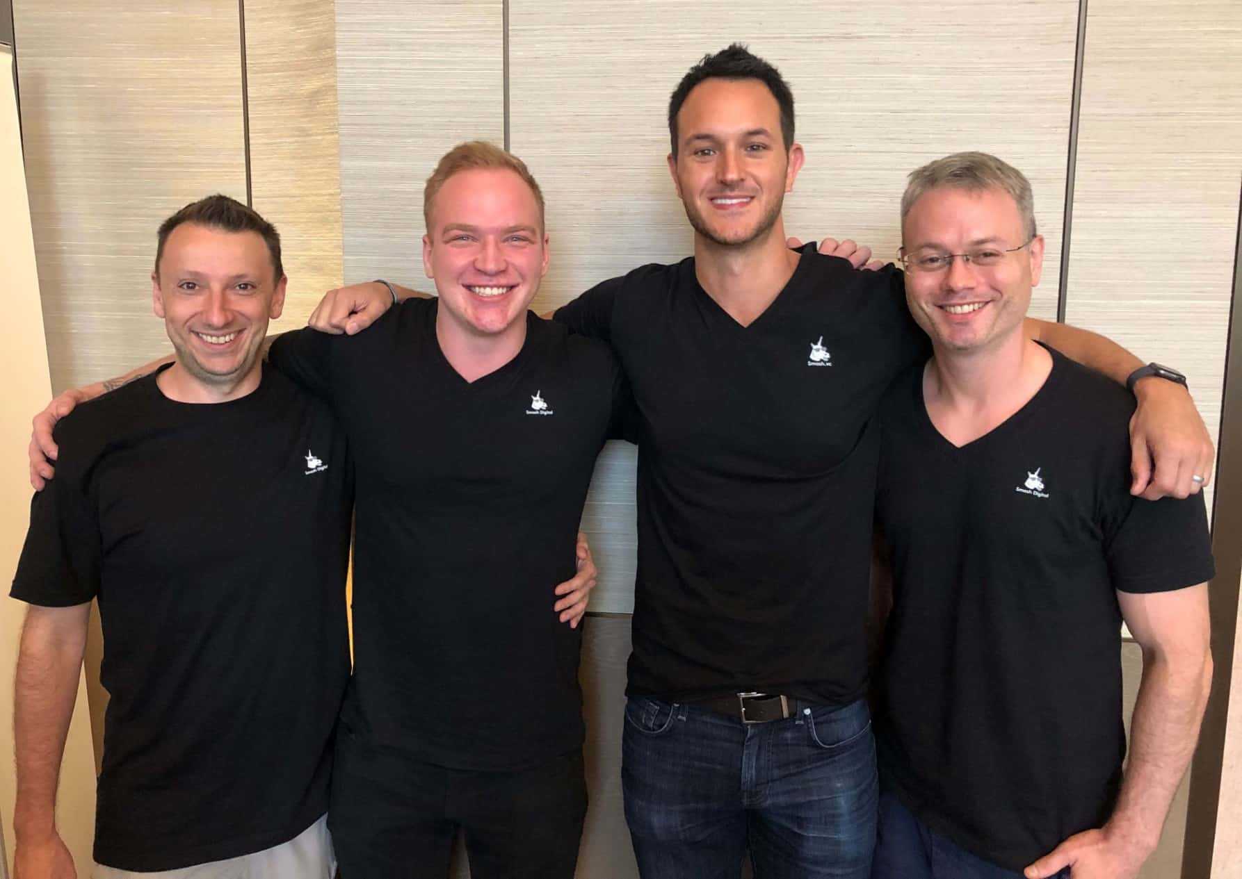 The Smash Digital team
